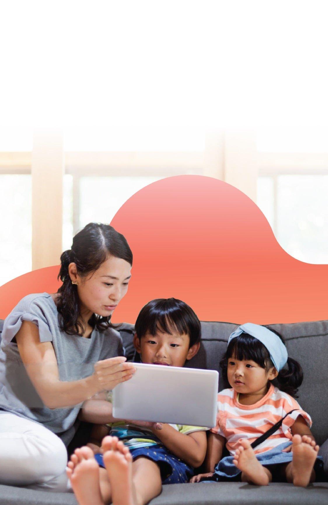 Telkomsel Orbit - Internet Rumah Serba Digital