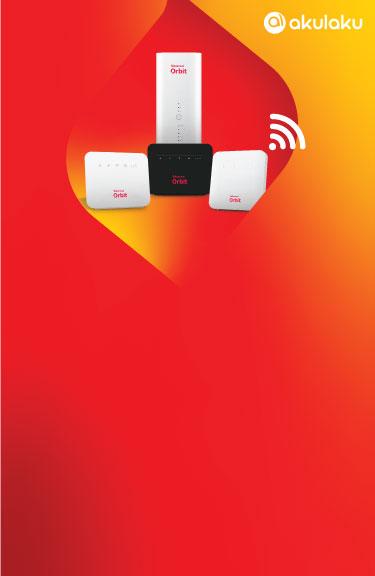 Telkomsel Orbit - Discount up to 10%