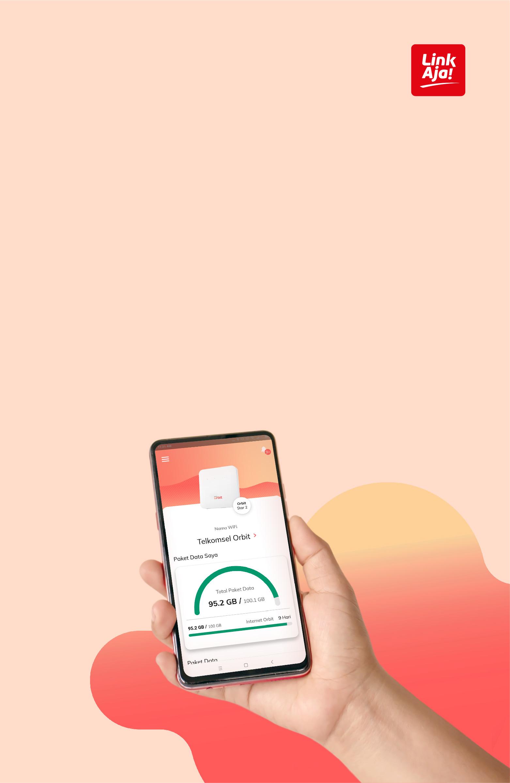 Telkomsel Orbit - 50% Uang Kembali