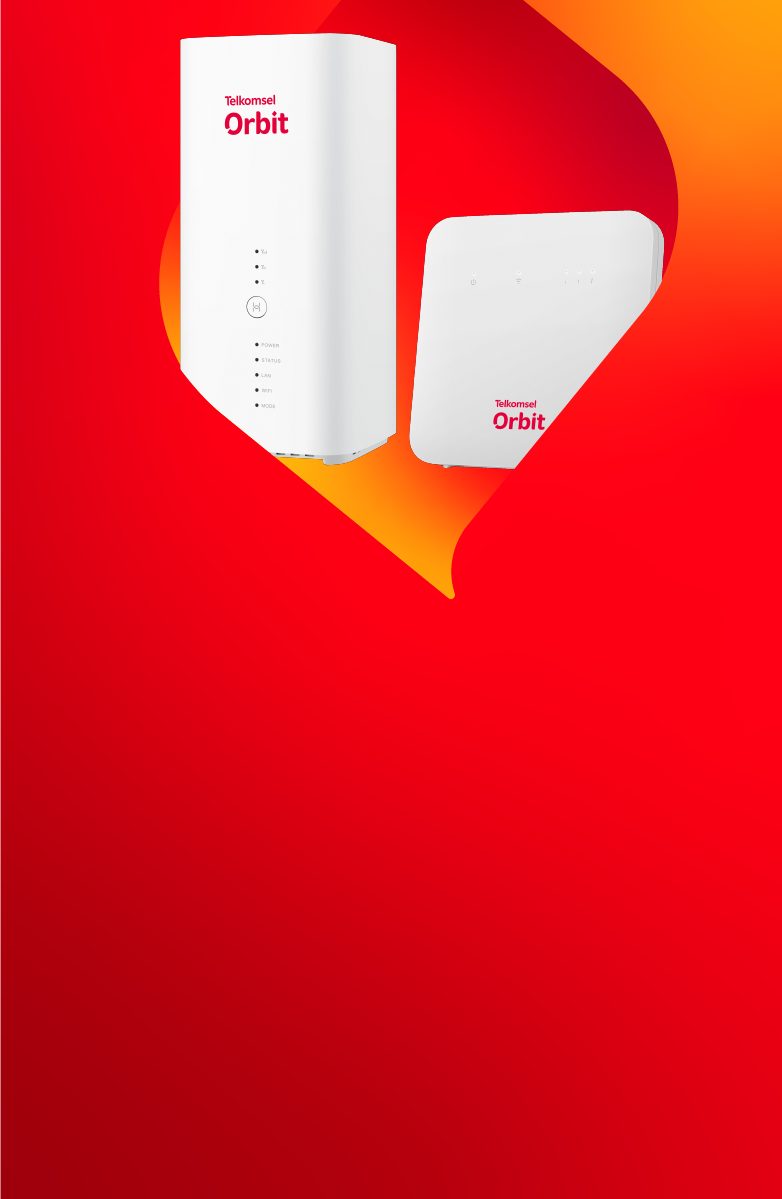 Telkomsel Orbit - Gratis 1 modem