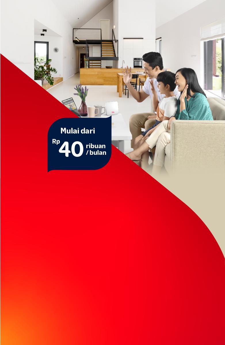 Telkomsel Orbit - Promo Cicilan 0%